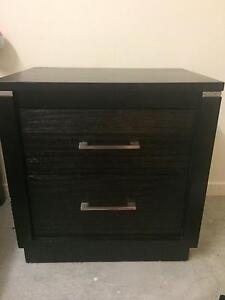 2x bedside tables Manly West Brisbane South East Preview