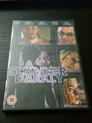 A Scanner Darkly (DVD, UK Import, 2006) Keanu Reeves, Robert Downey Jr