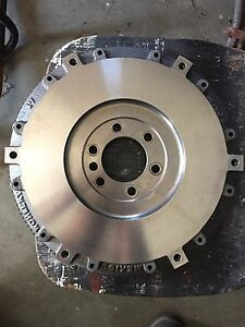 "153 tooth flywheel  & 10"" clutch kit"