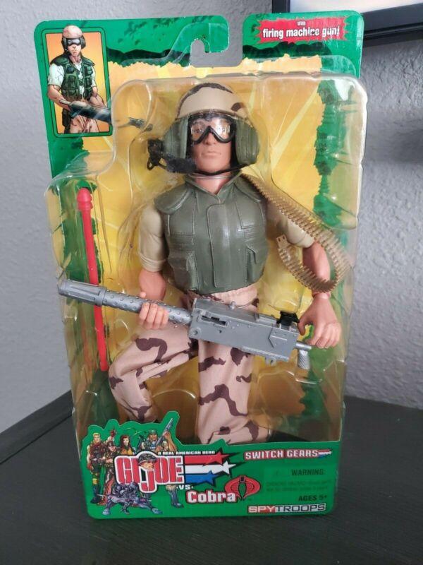GI Joe Cobra Switch Gears Action Figure