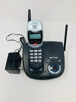 General Electric 2.4GHz Cordless Caller ID Answering System