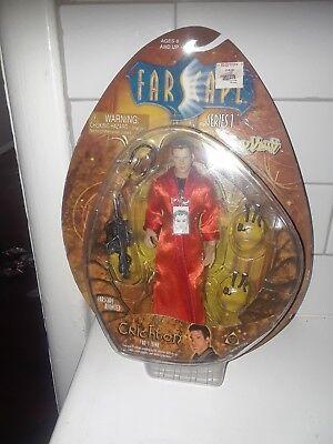 2000 Toy Vault Farscape Series 1 John Crichton I Do, I Think Action Figure NEW