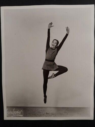 "Ruth Ann Koesun ballerina ballet photo Ballet Theatre 1954 ""Interplay"" Robbins"