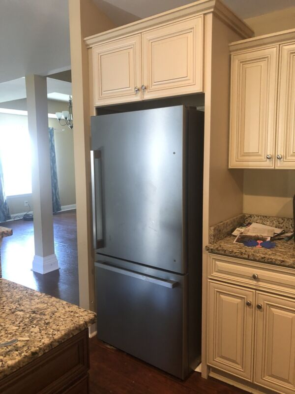 Stainless Steal Refrigerator