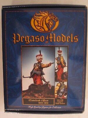 Pegaso Models Mamelouk Officer, 1805-15 1/32 54mm Napoleonic Era segunda mano  Embacar hacia Argentina