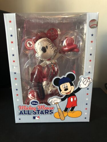 Disney Mickey Mouse MLB 2010 All Star Game Los Angeles Angel