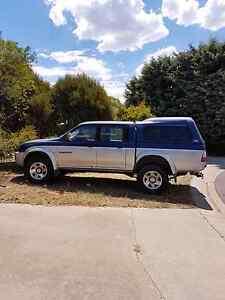 Mitsubishi GLS Triton 4x4******2003 Gilmore Tuggeranong Preview