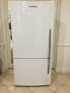 FISHER AND PAYKEL UPSIDE DOWN  ACTIVE SMART FRIDGE FREEZER Carindale Brisbane South East Preview