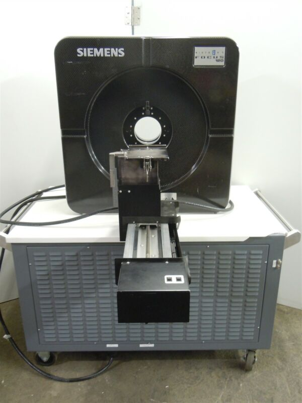 Siemens Focus 120 Micro PET MRI Scanner AS IS