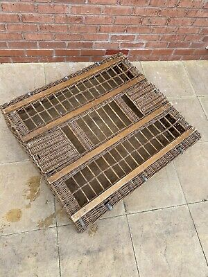 28+ Bird Wicker Pigeon Racing Basket - Coffee Table Up Cycle Shabby Chic