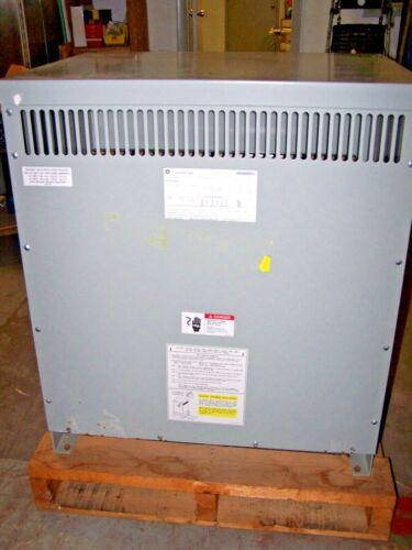 👀NEW GE GENERAL ELECTRIC 75 KVA TRANSFORMER 3PH 480V PRI 230V SEC 9T83B3504