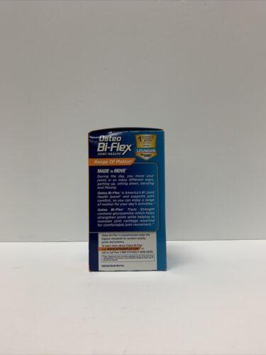 Osteo Bi-Flex Joint Health Glucosamin Chondroitin - 120 Tablets Exp: 01/2022 1