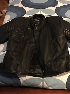 Rhino leather motorcycle jacket North Strathfield Canada Bay Area Preview