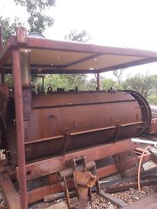Steam boiler Keysbrook Serpentine Area Preview