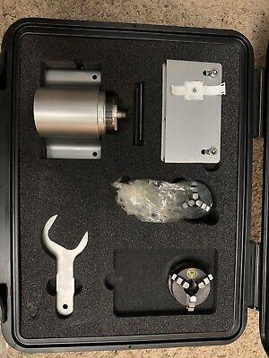 Micro-vu Video Measuring Machine Vcmm Rsd-60 Rotary Indexer Attachment Rsd60