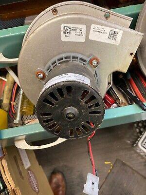 Trane Fasco X38040363020 702111242 Fan03049 208-230v Furnace Draft Inducer Motor