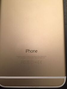 iPhone 6 Plus Gold 64 GB Edmonton Edmonton Area image 8