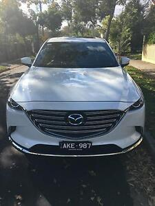 Mazda CX9 Pearl White Under 10k KMS - Priced To Sell! Sandringham Bayside Area Preview