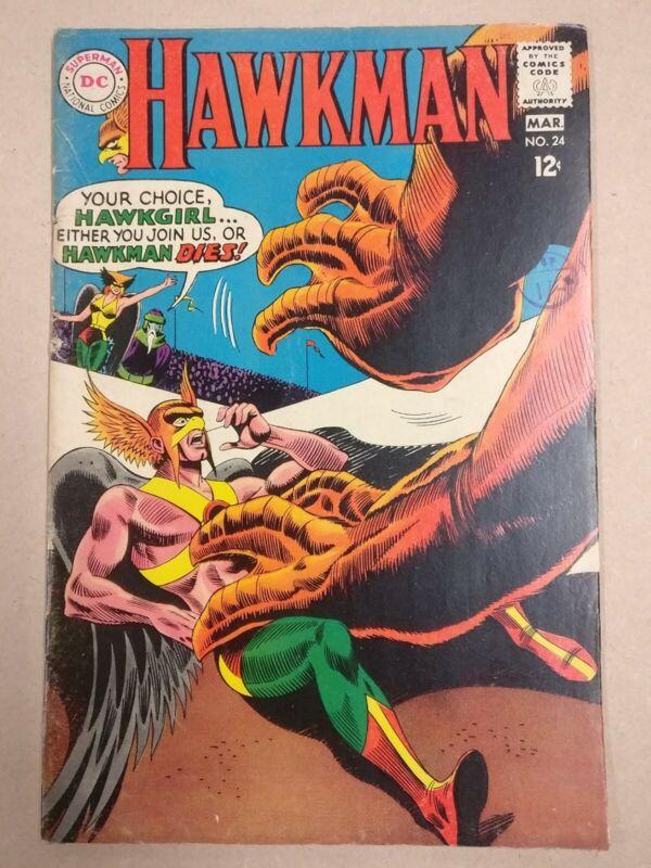 Hawkman 24 (1968)