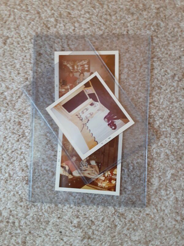 Karen Carpenter 2 Polaroids SUPER RARE 1 Polaroid Karens Room Program