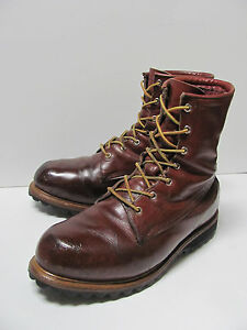 Red Wing Vintage Irish Setter Sport Boot, Upland Game Men's Size 11 ... Irish Setter Upland Boots