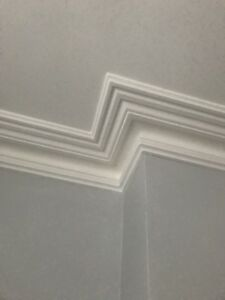 Victorian Plaster Cornice5 £10 per metre free delivery London this is brand new