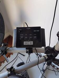 Electric Drum Kit + amp Tapping Wanneroo Area Preview