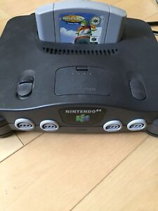 Nintendo 64 with controller. In great shape