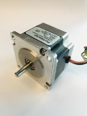 Nema 23 Stepper Motor, 60 oz-in, 24VDC, 3.0A, Unipolar, Portescap 23H018D30U ()