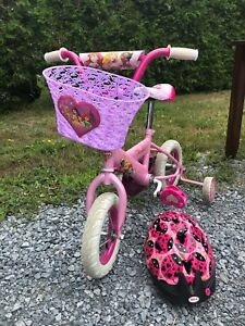 Princess bicycle for sale