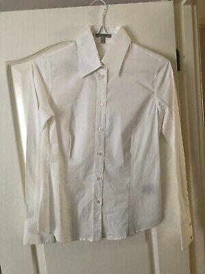 Burberry Women Shirt White Size 10
