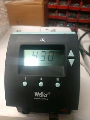 Weller Wd1 Single Channel Micro Digital Soldering Station 95w120v