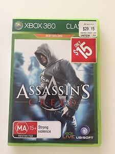 Assassins Creed Xbox 360 New Farm Brisbane North East Preview