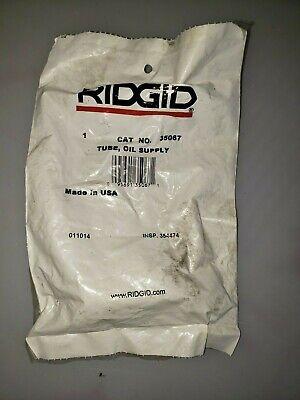 Ridgid I-1822 Genuine Tube Oil Supply 35067