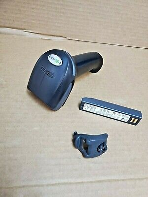 Honeywell Xenon 1902 Ncr 1d 2d Wireless Barecode Scanner W New Battery