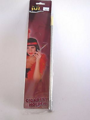 Roaring 20's Flapper Cigarette Holder Costume Halloween Party Accessory  ()