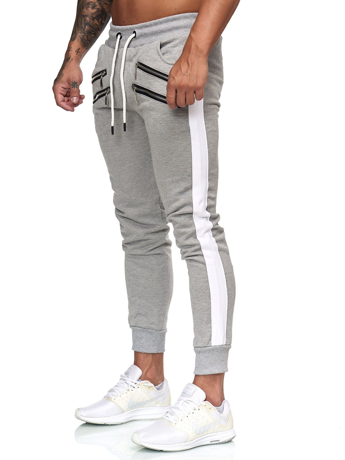 Jogging Joggers Training Pants Trousers Jogger Streetwear Tr