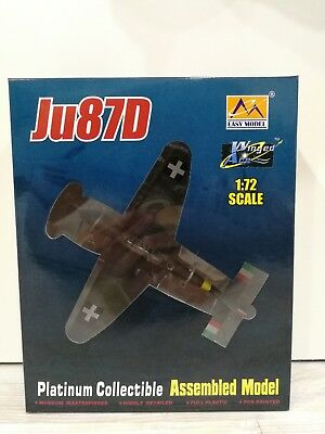 Easy Model 36388 Ju87D  1/72 (Neu & OVP)