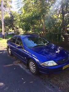 2002 Ford Falcon Forte (LPG) Macmasters Beach Gosford Area Preview