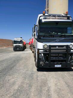 MC roadtrain cement tanker driver St James Victoria Park Area Preview