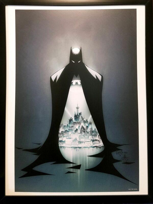 Batman by Greg Capullo FRAMED 12x16 Art Print DC Comics Poster