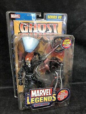 Toybiz Marvel Legends GHOST RIDER Series VII 7 2004 Toy Biz Sealed Figure!