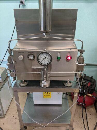 Avestin EmulsiFlex- D20 High Pressure Homogenizer (HPH) Emulsifier + transformer