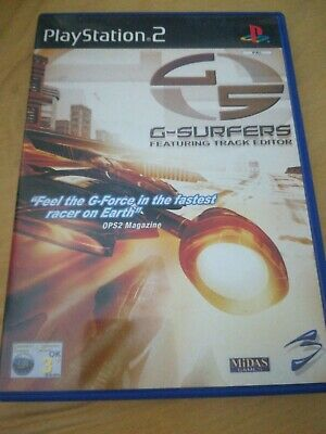 G-Surfers (PS2) Racing sony for sale  Shipping to Nigeria