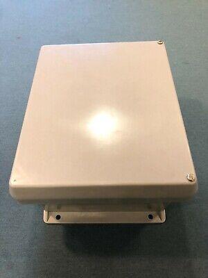 Electrical Box Enclosure 10x 8 X 5 Fiberglass  Nema 3