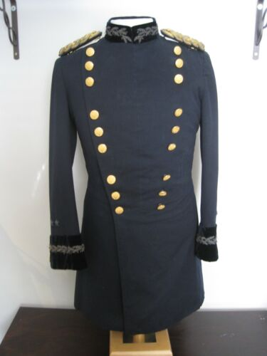 MAJOR GENERAL OFFICER FROCK COAT TUNIC UNIFORM M1902/12 XRARE! PERSHING