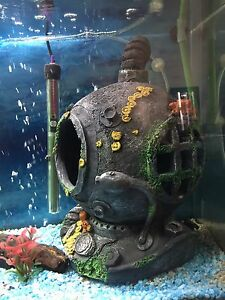 Aqua one xl diving helmet For aquarium VERY CHEAP Bellbird Cessnock Area Preview