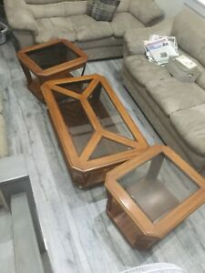 Coffee Table 3 piece