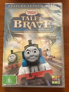 Thomas Tale of the Brave DVD new Barton South Canberra Preview
