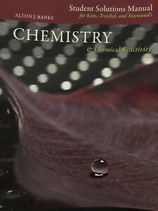 Chemistry and chemical reactivity  seventh edition
